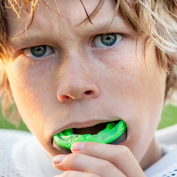 Single layer Mouthguards